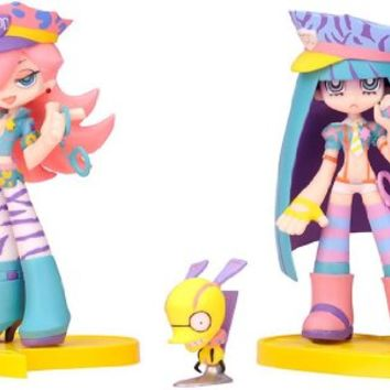 Good Smile Panty & Stocking with Garterbelt: Twin Pack+ Panty & Stocking with Chuck + galaxxxy