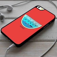 Water Melon Freshness iPhone 4/4s 5 5s 5c 6 6plus 7 Case