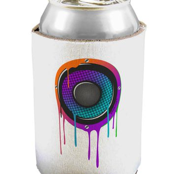 Paint Drips Speaker Can / Bottle Insulator Coolers