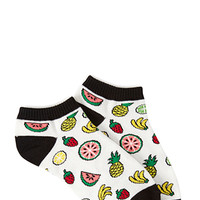 Fruit Frenzy Ankle Socks
