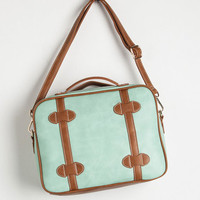 Urban Mint to Be Moving Bag by ModCloth