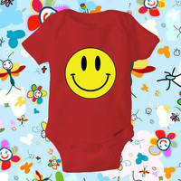 Smile emotion - baby shirt Onesuit, Smile emotion shirt Onesuit, Smile emotion baby Onesuit , Baby Clothing, baby gift Onesuit
