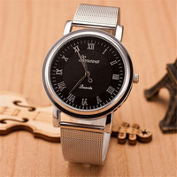 GIRL WOMEN FASHION VINTAGE WATCHES CASUAL SPORTS WATCH GIFT 386