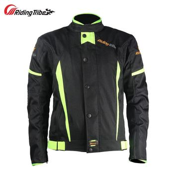 Trendy Riding Tribe Motorcycle Winter Warm Jacket Waterproof Motocross Racing Clothes With Protective Armor Motorcyclist Clothing JK-37 AT_94_13
