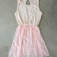 Pink Confections Dress [5180] - $36.00 : Vintage Inspired Clothing & Affordable Dresses, deloom | Modern. Vintage. Crafted.