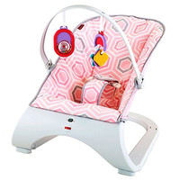 Fisher-Price Comfort Curve Bouncer, Pink