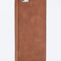 Vegan Leather iPhone 5 Case - Urban Outfitters