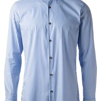 Boss Hugo Boss striped regular fit shirt