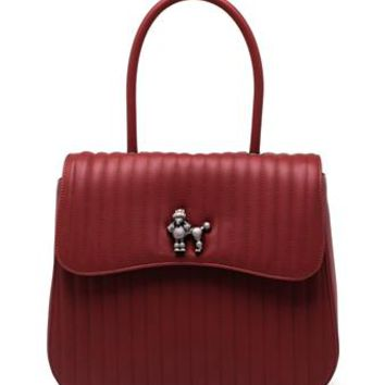 PRAMMA | N9b Calfskin Handbag | brownsfashion.com | The Finest Edit of Luxury Fashion | Clothes, Shoes, Bags and Accessories for Men & Women