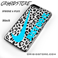 Nike Leopard Just Do It For Iphone 6 Plus Case YG