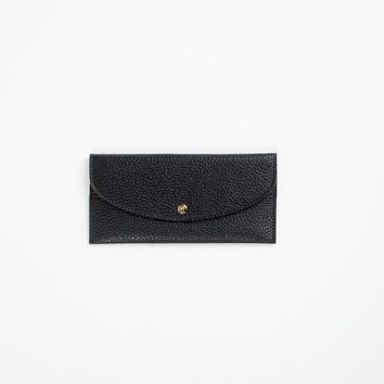 Jeannie Faux Leather Wallet