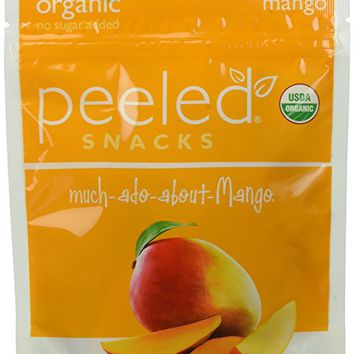 Peeled Snacks Organic Much Ado About Mango, 2.8 oz