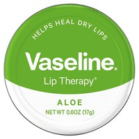 Vaseline Lip Therapy Aloe Vera Lip Balm Tin 0.6 oz