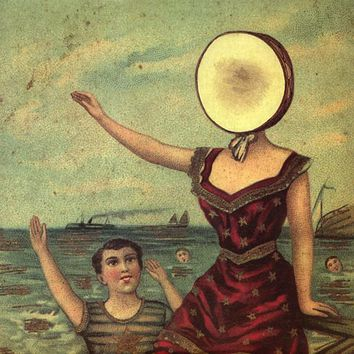 Neutral Milk Hotel ‎– In The Aeroplane Over The Sea LP