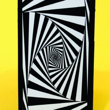Hypnotic Spiral Phone Case