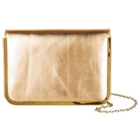 Rosegold Crossbody Bag - Rose Gold