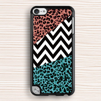 leopard print ipod case,art ipod touch 4 case,cool design ipod touch 5 case,fashion ipod 4 case,COOLEYE ipod 5 case,art design touch 4 case,touch 5 case