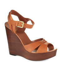 Lauren Ralph Lauren Deidre Stacked Wedges