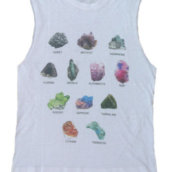 Orion Theory- Birthstone Tank – Haus of Love
