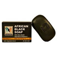Ninon African Black Soap 5oz
