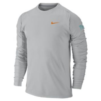 Nike Practice French Terry Crew Men's Tennis Sweatshirt