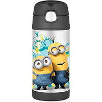 Thermos Funtainer 12 Ounce Bottle, Minions