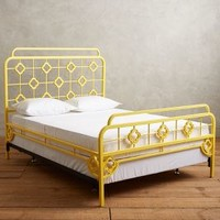 Chinoiserie Bed by Anthropologie