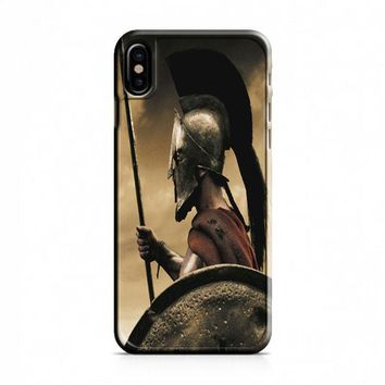 Spartan iPhone X Case