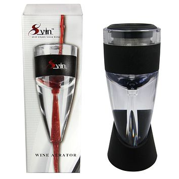 Svin Wine Aerator with Filter, Pourer, Decanter