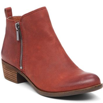 Lucky Brand Basel Zip Booties | Dillards