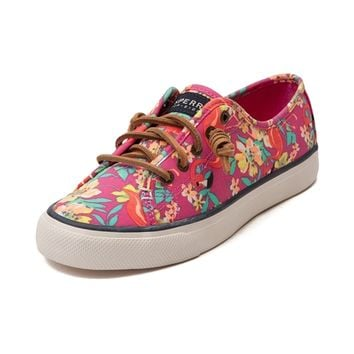 Womens Sperry Top-Sider Seacoast Floral Casual Shoe