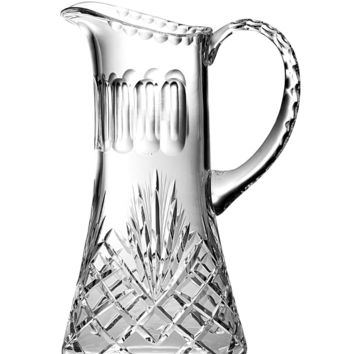 Majestic Gifts C682MJ-32 Hand Cut Crystal 32 oz. Pitcher