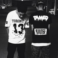 """Toronto Warlord"" Limited Edition T-Shirt"
