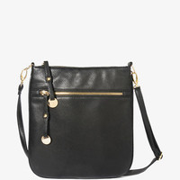 Zip Pocket Crossbody
