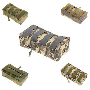 Sports Tactical Vest Utility Waist Pouch Bag Pack Wasit Hunting Outdoor ring camp hike outdoor camping equipment #15