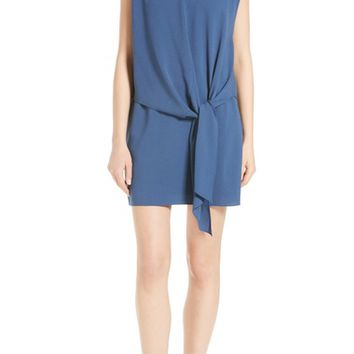 Tibi Savanna Crepe Shift Dress | Nordstrom