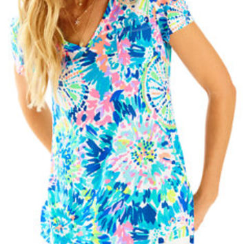 Meredith Short Sleeve Tee | 24863 | Lilly Pulitzer