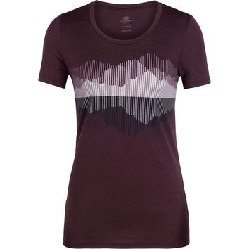 Tech Lite Low Cook Reflected Crewe Top - Women's