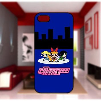 powerpuff girls superhero Case For iPhone 4/4S iPhone 5 Galaxy S2/S3