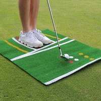 Perfect Pitch Golf Mat Helps Hone Your Short Game