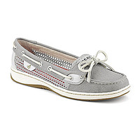 Sperry Angelfish Boat Shoes - Grey