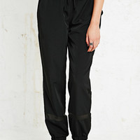 Sparkle & Fade Mesh Insert Sweat Pants in Black - Urban Outfitters