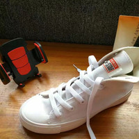 """Converse"" Second Generation Fashion Casual High Help Shoes Unisex Canvas Shoes Couple Cloth Shoes  Sneakers"