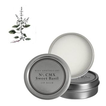 Sweet Basil Lip Balm