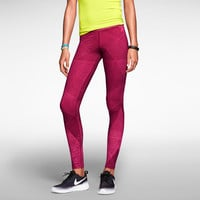Nike Fast Track Printed Women's Leggings