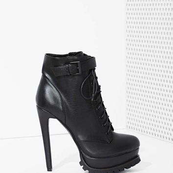 Shoe Cult Toya Platform Boot