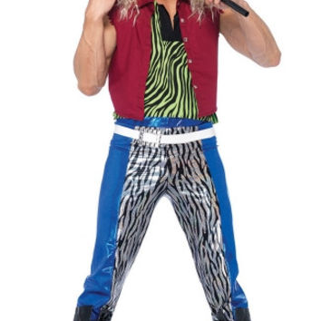 Mens 80s Rocker Costume