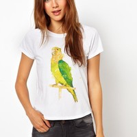 NW3 Exclusive to ASOS Parrot T-Shirt at asos.com