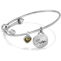 Brighton Art & Soul Sister Bangle
