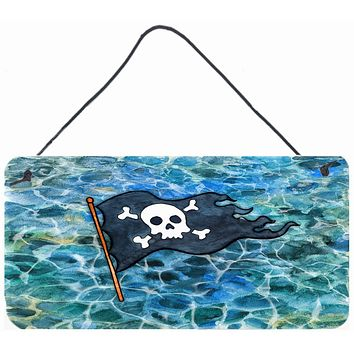 Pirate Flag Wall or Door Hanging Prints BB5342DS812